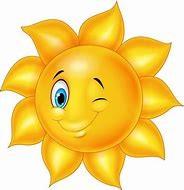 Photovoltaik, die Sonne lacht